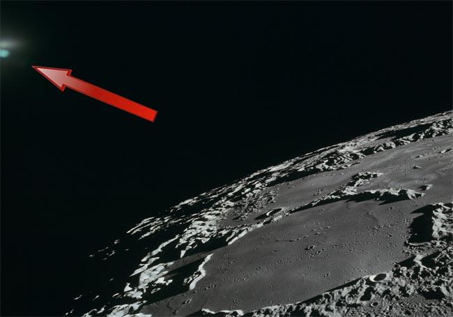 НЛО-2013, UFO-2013, Appolo-15