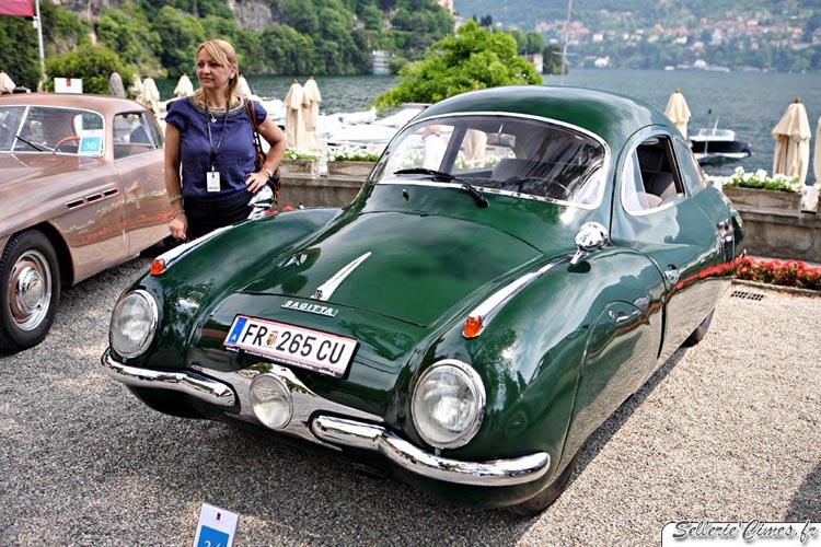 V2 Sagitta, Курт Фолькхарт, автомобиль 1947 года