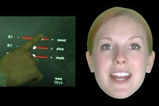 Zoe - эмулятор головы