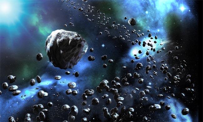 Поле астероидов, Земля, космос, наука
