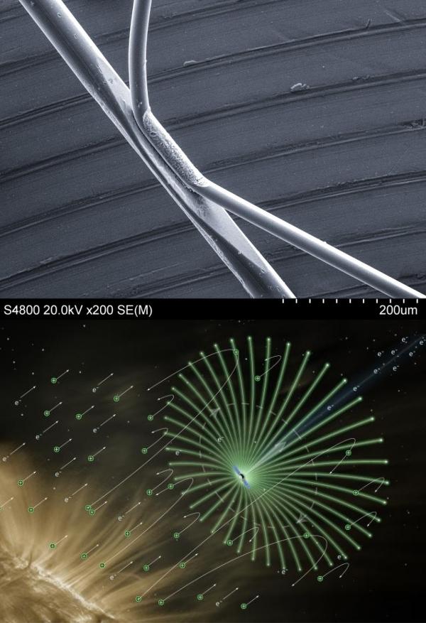 ESTCube-1, спутник