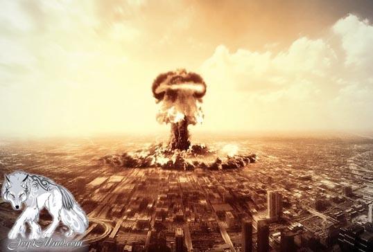 28.04.2013, Лос-Анджелес, Ядерный взрыв, США, Мировое правительство