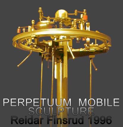 Вечный двигатель, Райдер Финсруд, Reidar Finsrud