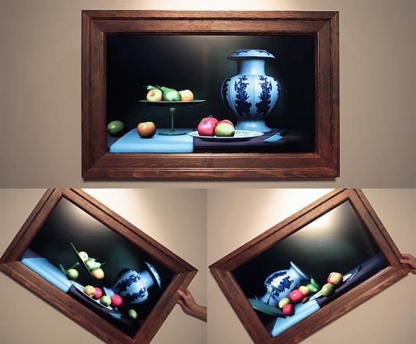 Скотт Гарнер, Still Life, натюрморт