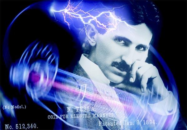 однопроводная линия передачи, Никола Тесла, наука