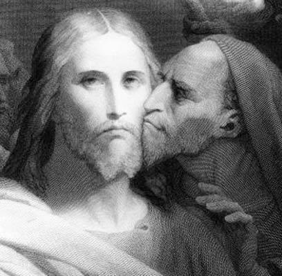 Иисус, Иуда, предательство