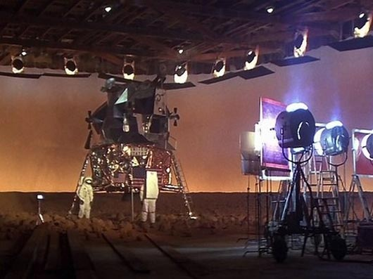 Appolo-17, фальсификация, Апполон-17, Луна, США
