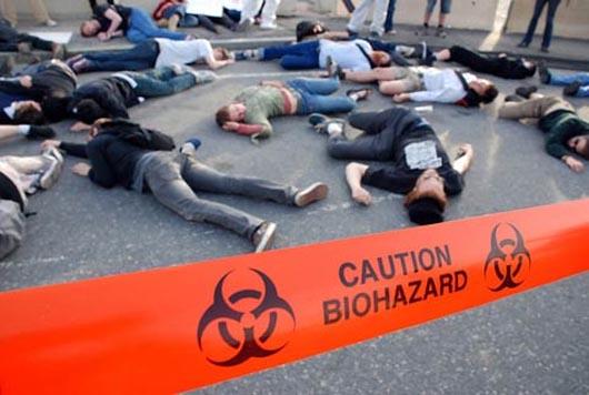 Биологическое оружие, наука