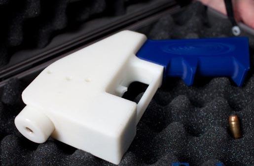 Liberator, 3D печать, 3D принтер