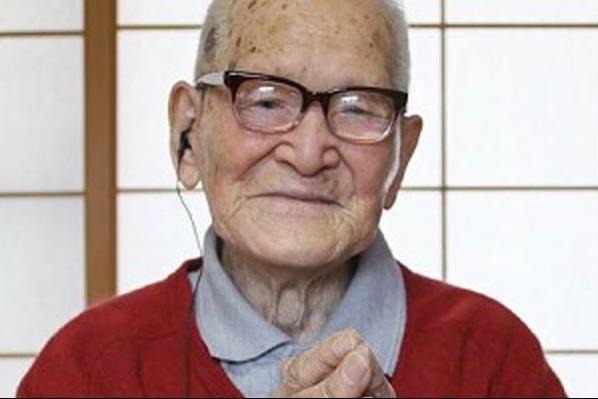 Дзироемон Кимура, Jiroemon Kimura, Удивительные люди, долгожители