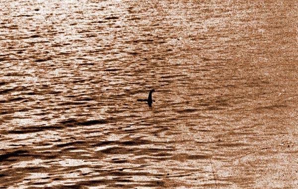 Лох-Несское чудовище, мистические существа, Шотландия
