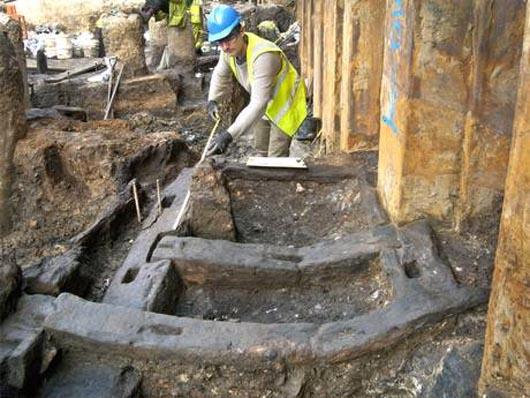 Лондиниум, Londinium, Лондон, артефакты