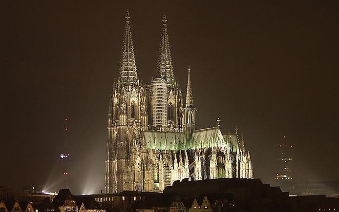 Ульмский собор, самый высокий в мире, строения