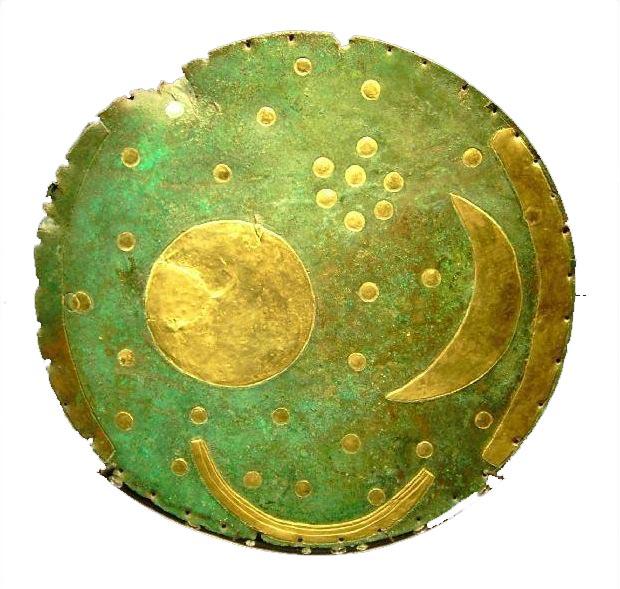 Диск из Небры, артефакт, самый древний календарь