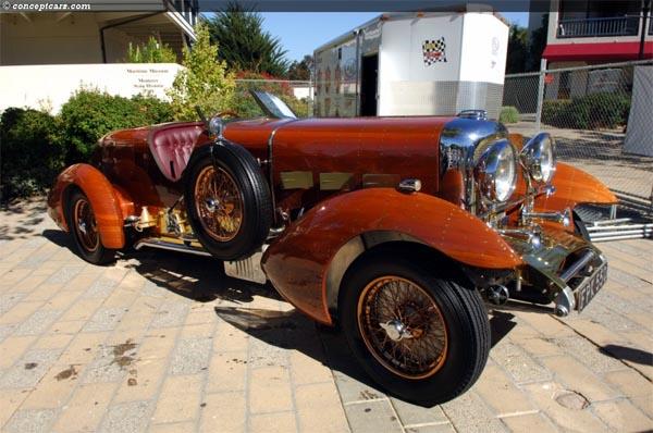 автомобили из дерева, Lagonda Rapide Tulipwood Tourer