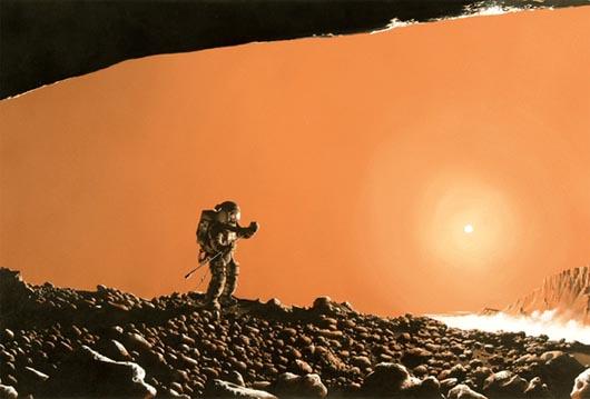 колонизация Марса, Марс, NASA, космос