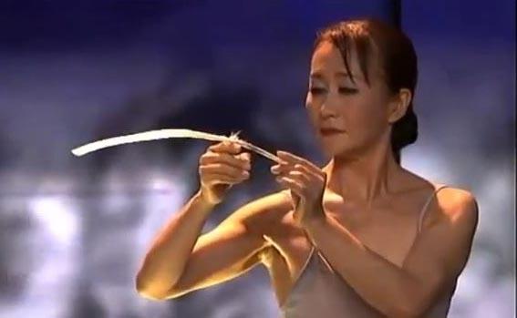 Удивительные люди, Miyoko Shida, Rigolo