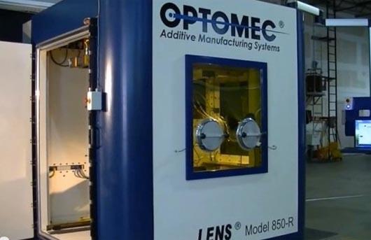 Optomec, 3D печать, 3D принтер технологии