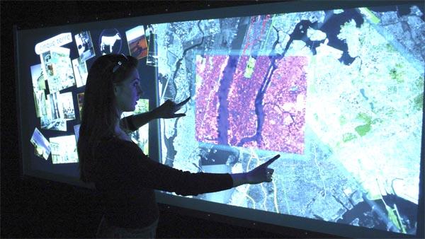 наука, технологии, Perceptive Pixel