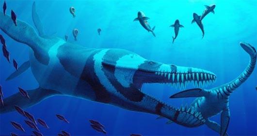 Плиозавр Кеван, динозавры, археология, Кеван Шихан