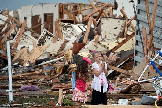 торнадо в США май 2013, торнадо, стихия