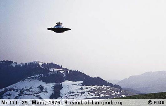 НЛО, UFO, Billy Meier, Билли Мейр