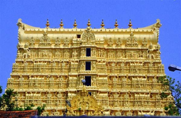 храм Шри Падманабхасвами, клад, Индия