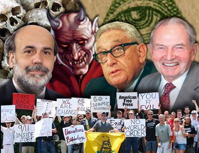 Бильдербергский клуб, Мировое правительство, Новый мировой порядок, тайные общества,