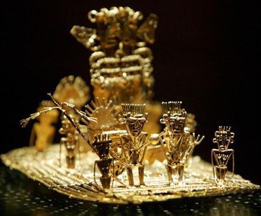 Эльдорадо, клад, золото