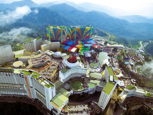 Малайзия, First World Hotel, самый большой отель в мире