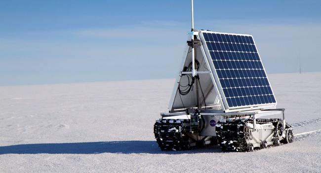 ровер, GROVER, NASA, Гренландия