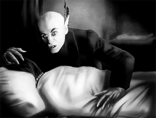 Вампиры, Граф Дракула, мистические существа, современный вампир