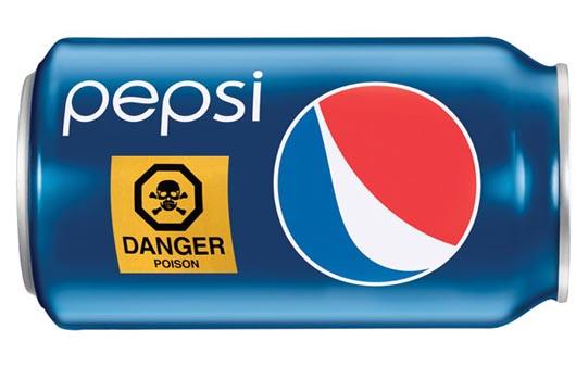 вредное питание, наука, Pepsi