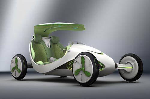 альтернативная энергия, SAIC Leaf, технологии