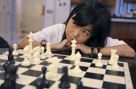 Удивительные люди, Карисса Ип, шахматы, вундеркинд