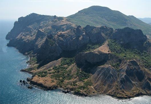 Карадаг, Крым