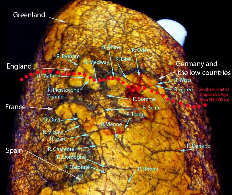 артефакты, самая древняя карта, Дэвид Кинг, археология