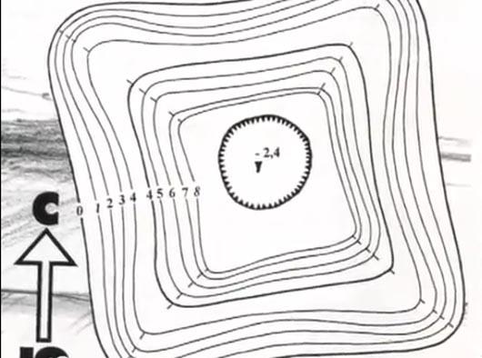 Новохопёрская пирамида, курган, археология, пирамида, зиккурат