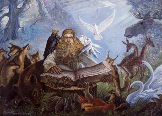 ведун, колдовство, знахарство, запрещенная наука, магия