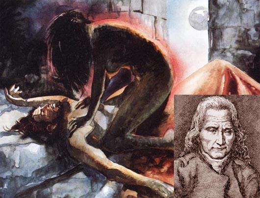 Жак Казотт, ясновидение, мистика, магия, ужасы