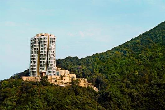 Opus Hong Kong, удивительные строения