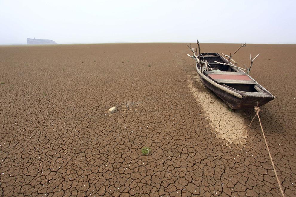 озеро Поян, бермудский треугольник Востока