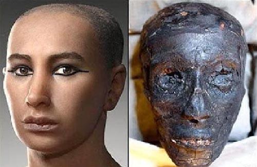 Египет, фараоны, Тутанхамон, пирамиды, артефакты