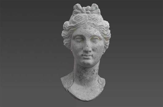 Врата ада, Врата Плутона, Турция, Гиераполис, артефакты, археология