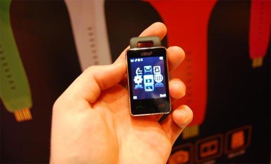 sWaP Nova, самый маленький телефон, запрещенная наука