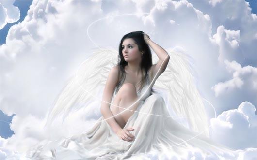 ангел, религия, церковь