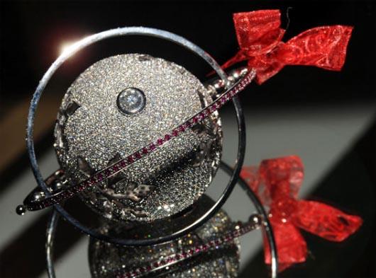 самая дорогая ёлочная игрушка, Hallmark Jewellers