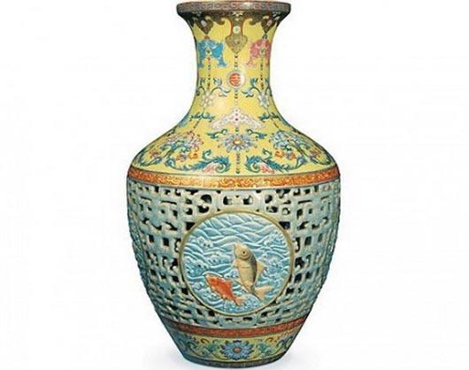 самая дорогая ваза, артефакты