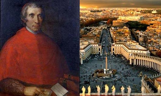 Ватикан, Удивительные люди, Джузеппе Каспара Меццофанти, полиглот