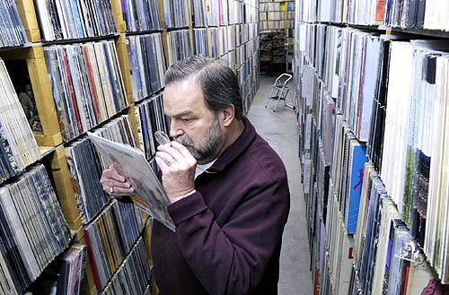 Самая большая коллекция виниловых пластинок, самая большая коллекция пластинок